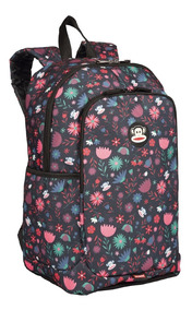 Mochila De Costas Paul Frank Magic Floral Sestini