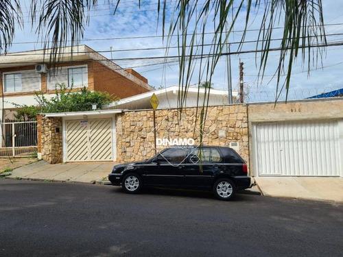 Casa Com 3 Dormitórios À Venda, 325 M² Por R$ 650.000,00 - Jardim Sumaré - Ribeirão Preto/sp - Ca1576