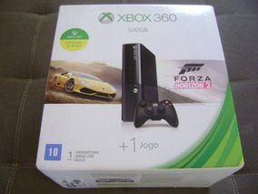 Xbox 360 Super Slim Travado 500 Gb