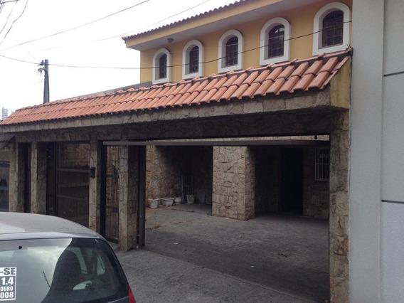 Excelente Casa P/locação Comercial Ou Redidencial No Jd. França. Sp - Ca2562
