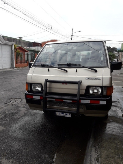 Mitsubishi L300 Manual Carburada Año 88 Motor 2000 Cc
