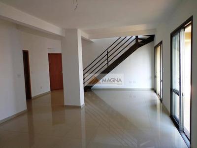 Apartamento Duplex Residencial À Venda, Jardim São Luiz, Ribeirão Preto. - Ad0009