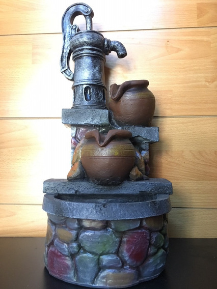 Fuente De Agua Feng Shui Bomba 50 Cm Oferta Dia De La Madre