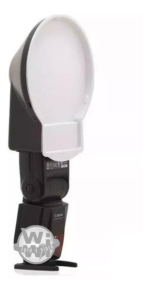 Rebatedor Softlight 3 Em 1 P/ Flash Canon 600ex, 600ex-rt