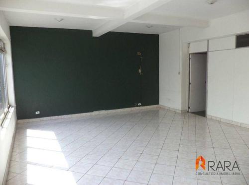 Imagem 1 de 10 de Sala Para Alugar, 160 M² Por R$ 2.800,00/mês - Rudge Ramos - São Bernardo Do Campo/sp - Sa0214