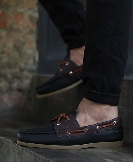 Zapatos Casuales Mocasin Para Caballero Moda Colombiana