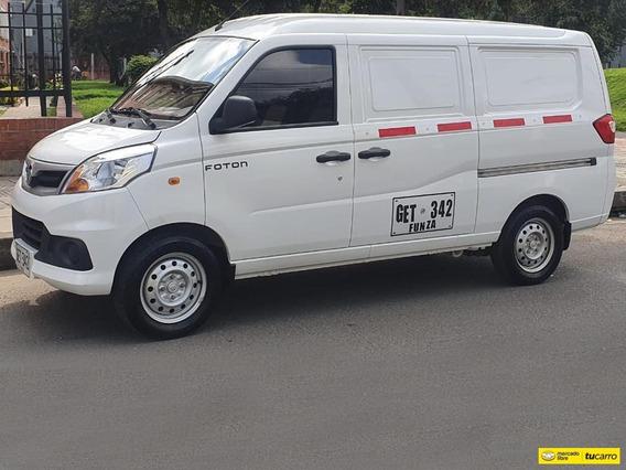 Foton Mini Van Cargo Mt 1.2