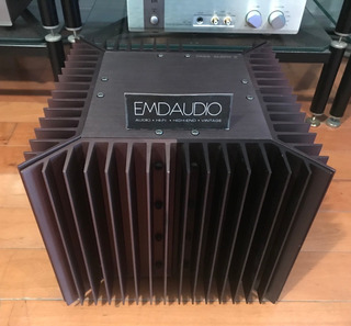 Power Pass Aleph 5 Clase A Pura, Emd-audio