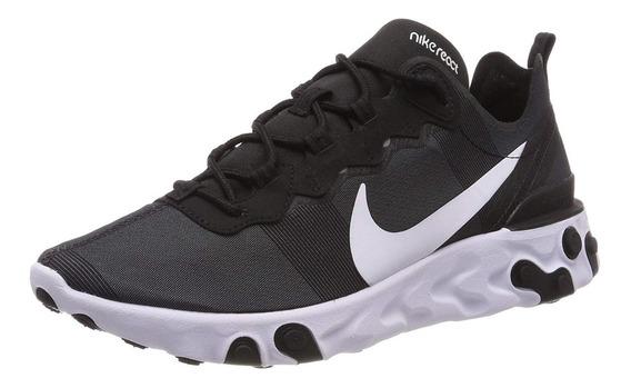 Zapatillas Nike React Element 55 Running Hombre Bq6166-003