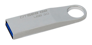 Pendrive 32gb Kingston Dtse9g2 Usb 3.0 Pen Drive Oficial