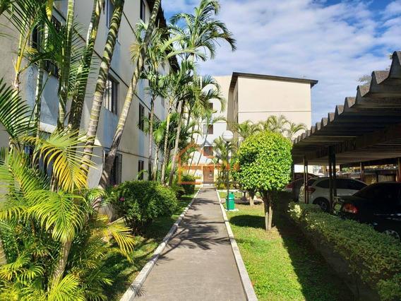 Apartamento Excelente Localização Com 2 Dormitórios À Venda, 52 M² Por R$ 150.000 - Conjunto Residencial José Bonifácio - São Paulo/sp - Ap0317