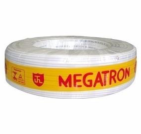 Cabo Alarme 4 Vias Megatron Com 100 Metros