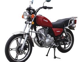 Moto Tuko Tk 150-7 150cc Año 2018 Colores Rojo/gris/azul