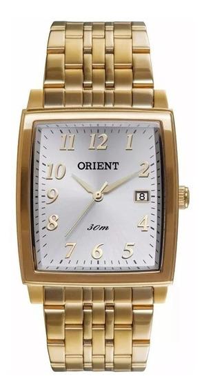 Relógio Orient Masculino Quadrado Original Ggss1015 S2kx