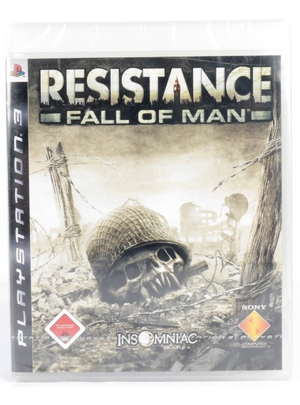 Jogo Playstation 3 Resistance: Fall Of Man Ps3 - Usado
