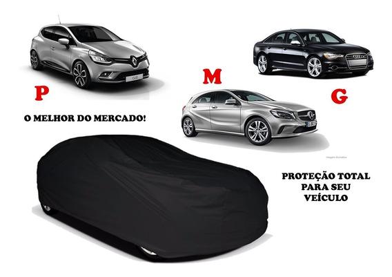 Capa Protetora Couro Ecológico Sintético Cobrir Carro Forro