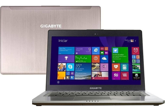 Ultrabook Gamer Gigabyte U24 Core I7 8gb Ram 750gb Hd Win8