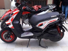 Moto Yamaha Bws 125 Modelo 201