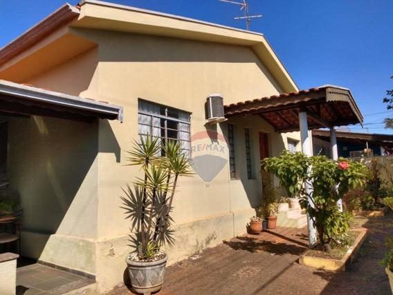 Casa Com 3 Quartos À Venda, 156 M² Por R$ 360.000 - Jardim Bela Vista - Nova Odessa/sp - Ca0413