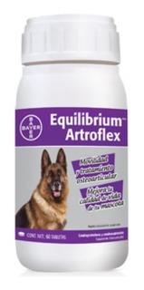 Bayer Equillibrium Artroflex 60 Tabletas Original
