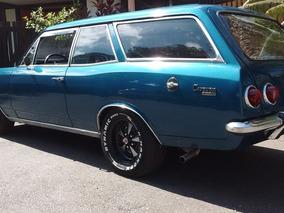 Chevrolet/gm, Caravan, Rodas De Ss, Placas Pretas