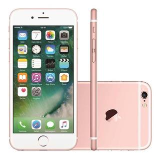Apple iPhone 6s 16gb 4g Tela De 4.7 Câmera De 12mp | Usado