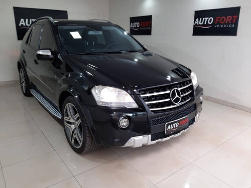 Imagem 1 de 11 de Mercedes-benz Ml 63 Amg 6.2 V8 32v Gasolina 4p Automático