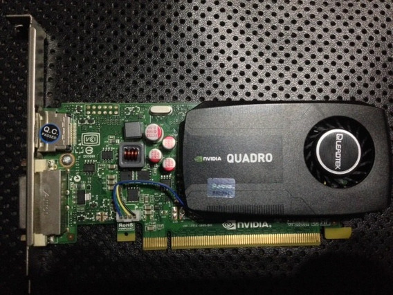 Tarjeta De Video Nvidia Quadro K600 1gb