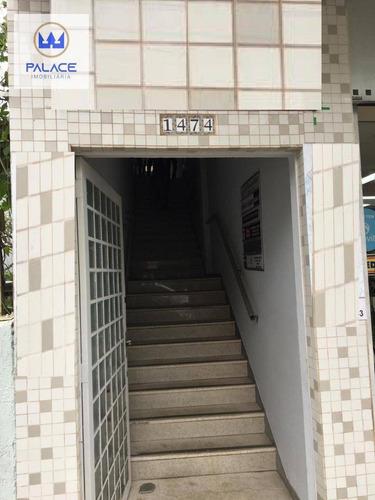 Sala Para Alugar, 25 M² Por R$ 800,00/mês - Centro - Piracicaba/sp - Sa0052