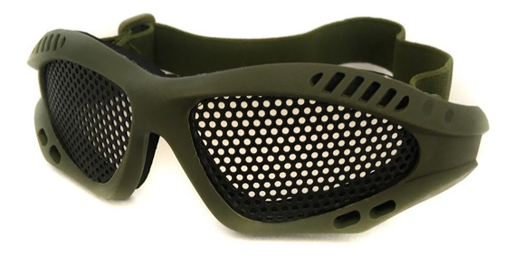 Oculos Protecao Antiembacante Airsoft E Paintball