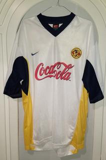 Jersey Aguilas Del America Año 2000 Nike 3er Uniforme T-xl