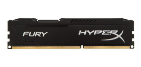 Memória Gamer 8gb Ddr3 1866mhz Kingston Hyperx Fury Nfe