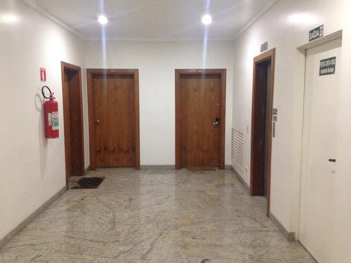 Sala Para Aluguel, 1 Vaga, Bastos - Santo André/sp - 12574