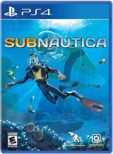Ps4 Subnautica / Fisico