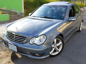 Mercedes-benz Clase C 1.8 230 K Sport At 2005
