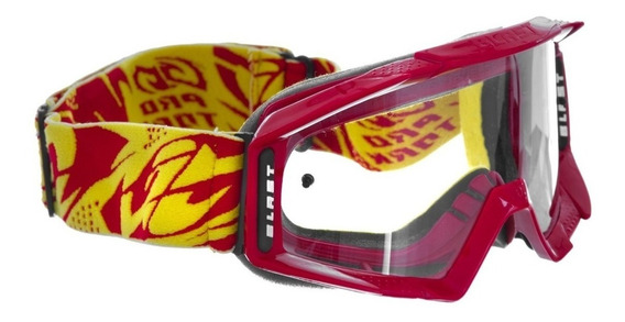 Oculos Motocross Protork Blast Trilha Enduro