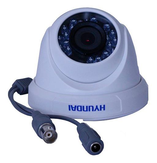 Cámara De Seguridad Hyundai 720p 2.8mm Domo
