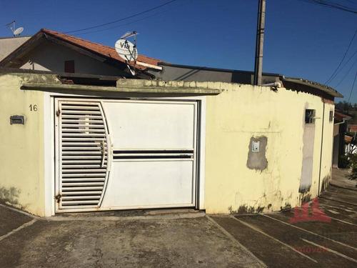Imagem 1 de 14 de Casa Com 3 Dormitórios À Venda, 66 M² Por R$ 250.000,00 - Jardim Santo Antônio - Americana/sp - Ca2563