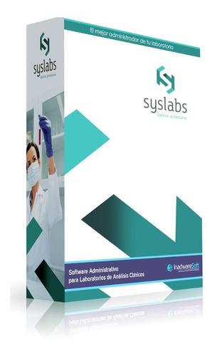 Software Para Laboratorio Clínico Demostración Syslabs