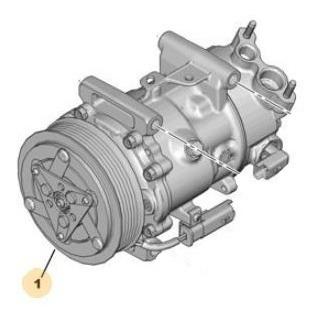 Compresor Aire Acondicionado Peugeot 308 1.6 Thp 163cv