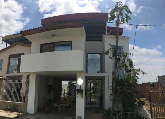Arriendo Hermosa Casa Amoblada En Portoviejo