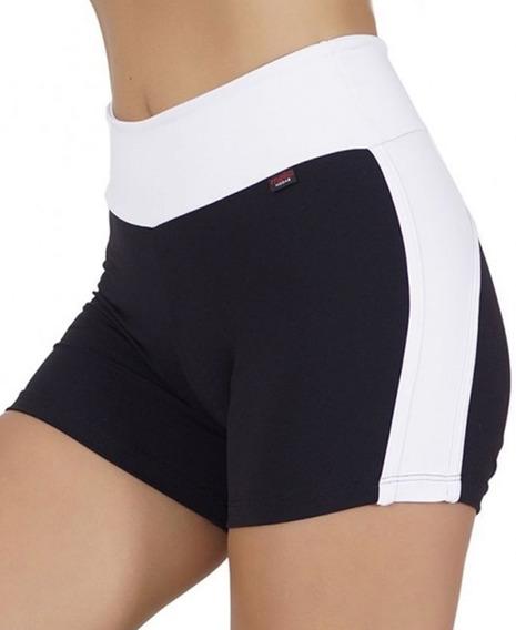 Short Fitness De Cotton Grosso Varias Cores Atacado