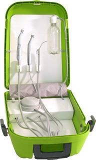Equipo Consultório Odontológico Odonto Portátil Mônaco