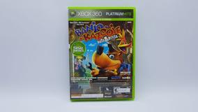 Banjo Kazooie + Viva Piñata - Cd Xbox 360 - Mídia Física