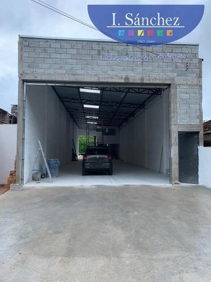 Galpão Para Locação Em Itaquaquecetuba, Centro, 4 Banheiros - 200124a_1-1334698