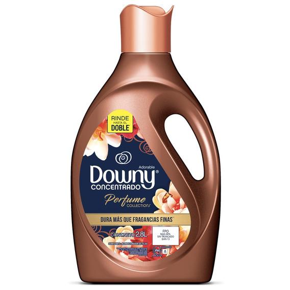 Suavizante Downy Perfume Adorable Concentrado 2.8l