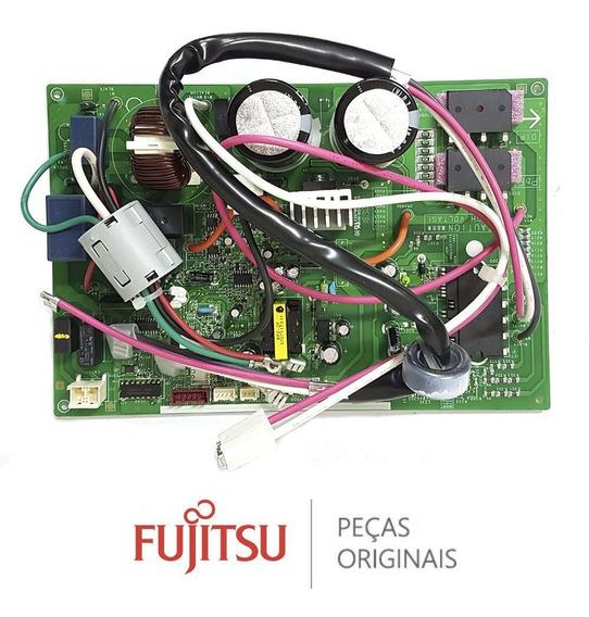 Placa Condensadora Ar Condicionado Fujitsu 9000 Btus Q/f