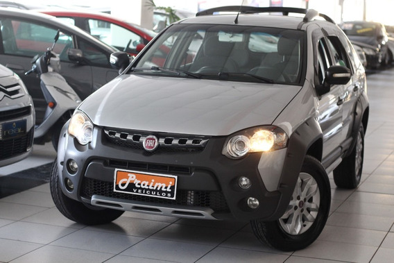 Fiat Palio Weekend Adventure 1.8 16v Flex Completa 2014