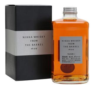 Whisky Blended Japonés Nikka From The Barrel En Estuche.