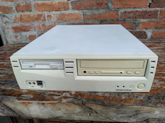 Antigo Computador Auria Ct302 Celeron 2.4ghz 05